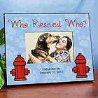 Personalized Rescued Dog Printed Frame
