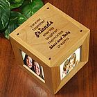 Forever Friends Photo Cube