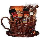 Coffee Break n' Cake Gift Basket