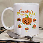 Pumpkin Patch Personalized Coffee Mug