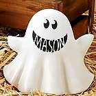Personalized Dancing Ghost Figurine
