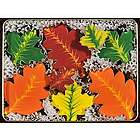Fall Colors Decorated Sugar Cookie Gift Tin