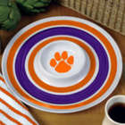 Clemson Tigers Melamine Serving Tray