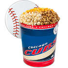 Chicago Cubs 3 Gallon Popcorn Gift Tin