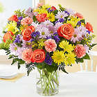 Large Smiling Blooms Bouquet