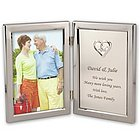 25th Anniversary Personalized Photo Frame
