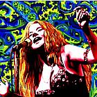Janis Joplin Pop Art Limited Edition Print