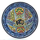 "Mexican Talavera 15"" Decorative Platter"