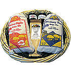 Muffin Mix, Coffee and Jam Gift Basket