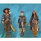 Pirates of the Caribbean Pop Art Print