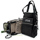 Personalized Insulated Wine Chiller Tote