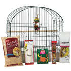 All Living Things Cockatiel Starter Kit