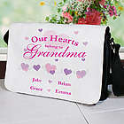 Our Hearts Large Shoulder Bag