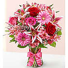 Fields of Europe Romance Floral Arrangement