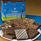Thinking of You Dozen Brownies Gift Box