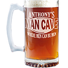 Personalized Man Cave Mug