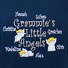 Angels from Heaven Personalized Family Shirt