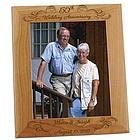 50th Wedding Anniversary Photo Frame