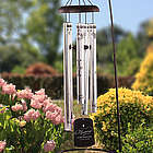 Engraved In Loving Memory Wind Chime