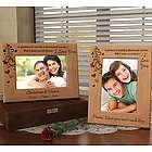 Personalized A Thousand Words Wooden Picture Frame