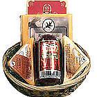 Hostess Mini Cheese Gift Basket