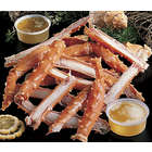 2 Pounds Alaskan King Crab Legs