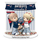 Together We're a Winning Team New England Patriots Figurine