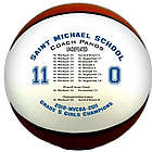 Personalized Full Size Basketball