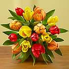 Harvest Tulips Bouquet