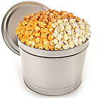 Triple Cheddar 2-Gallon Popcorn Tin