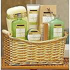 Lemon Eucalyptus Spa Basket