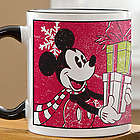 Season of Wonder Personalized Mickey Mouse Coffee Mug