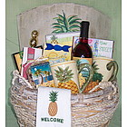 Pineapple Gift Basket