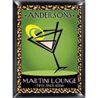 Cosmo Chic Design Personalized Pub Sign
