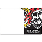 MLB Pittsburgh Pirates Customizable Gift Card