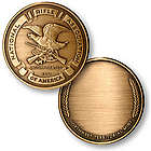 NRA Engraved Keepsake Coin