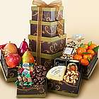 Ultimate Fruit, Cheese and Snacks Tower