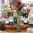 Hobson Estate Wine Quartet Gift Basket