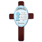 Boy's Bedroom Prayer Cross