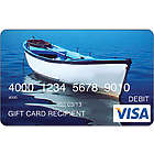 $100 Beach Toys Visa Gift Card