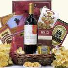Mondavi Private Selection Merlot Wine and Chocolate Gift Basket
