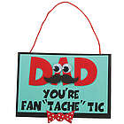 Dad You're Fan Tache Tic Craft Kit