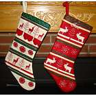 Personalized Woodland Christmas Stockings