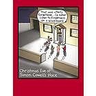 Simon Cowell Humor Christmas Card