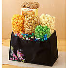 Fireworks Popcorn and Sweets Tote Bag