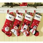 Felt Character Stockings