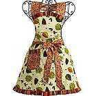 Autumn Leaf Apron
