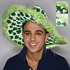St. Patrick's Day Pimp Hat