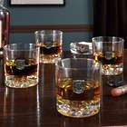 Regal Crested Fairbanks Whiskey Glasses