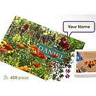 Flower Bed Jigsaw Puzzle